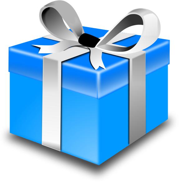 Patricks gift box negle Images