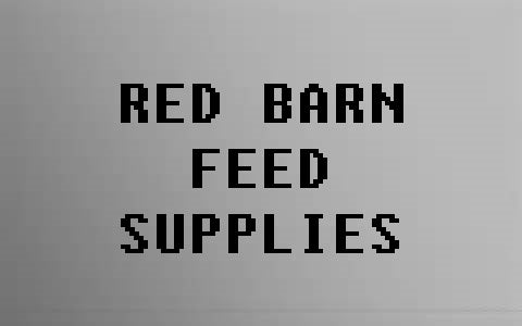 Red Barn Feed Supplies