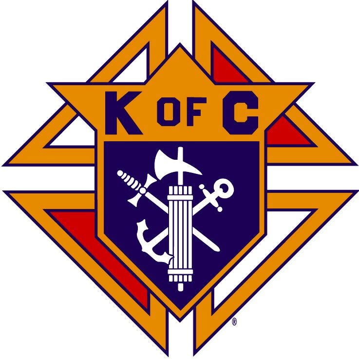 Image result for knights of columbus blue bucket