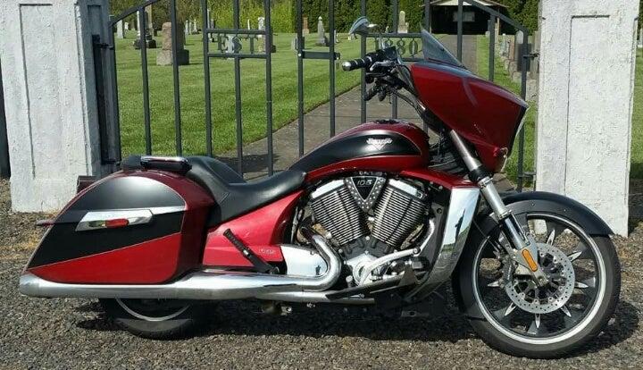 Lloydz Quarter-turn Throttle Ring Victory HR2 Victory Motorcycle
