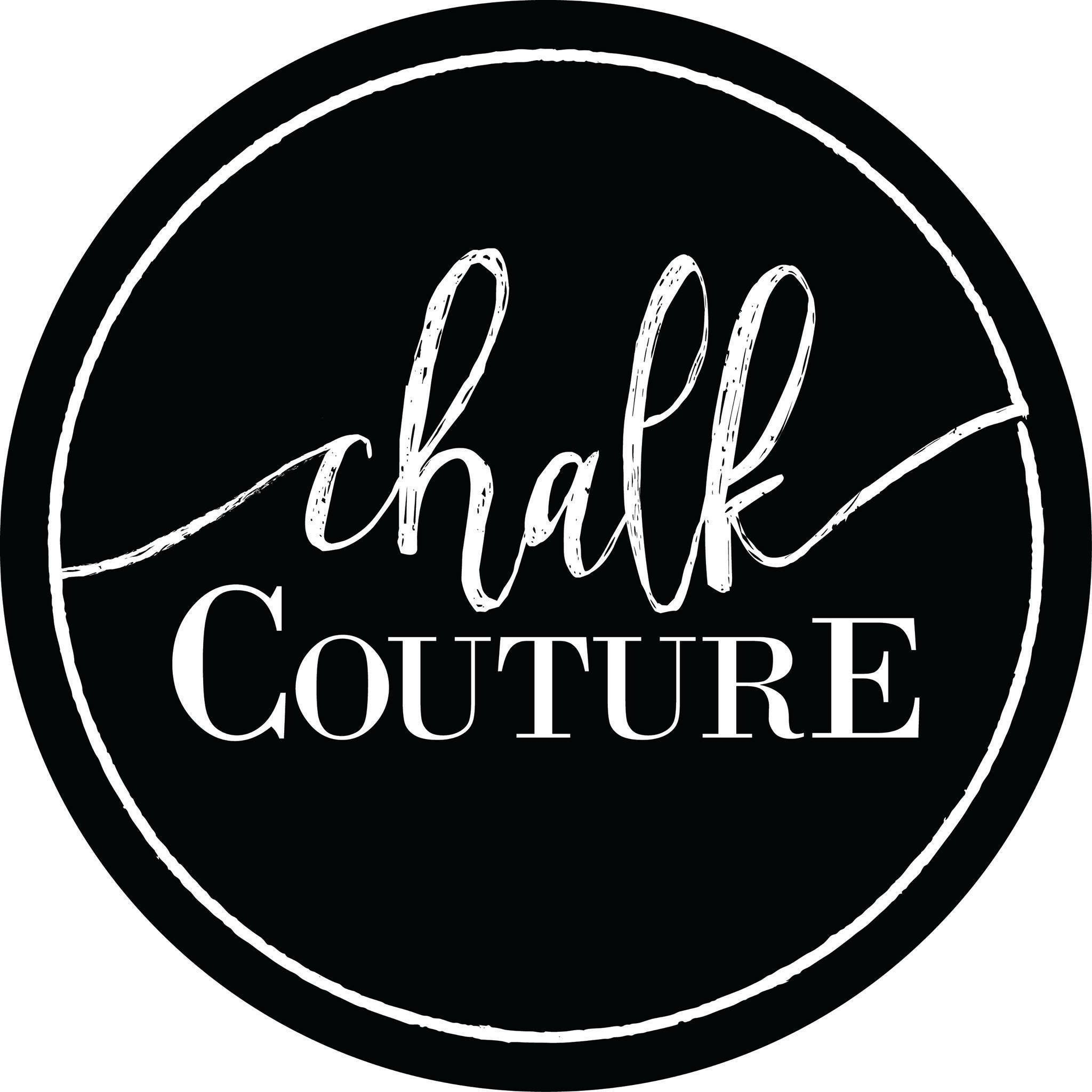 Image result for chalk couture