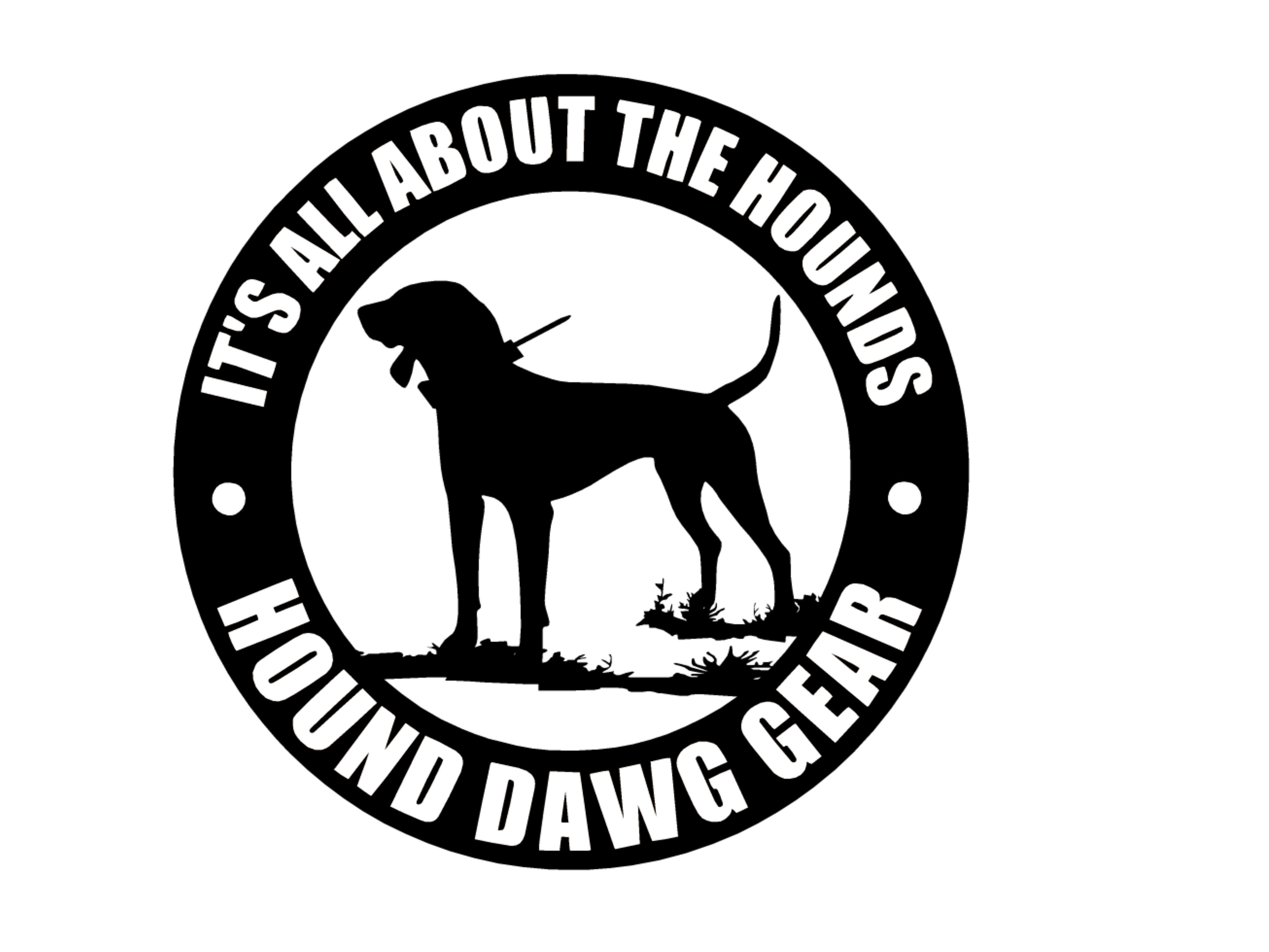 HOUNDDAWGGEAR ByHLG - Sporting dog decals