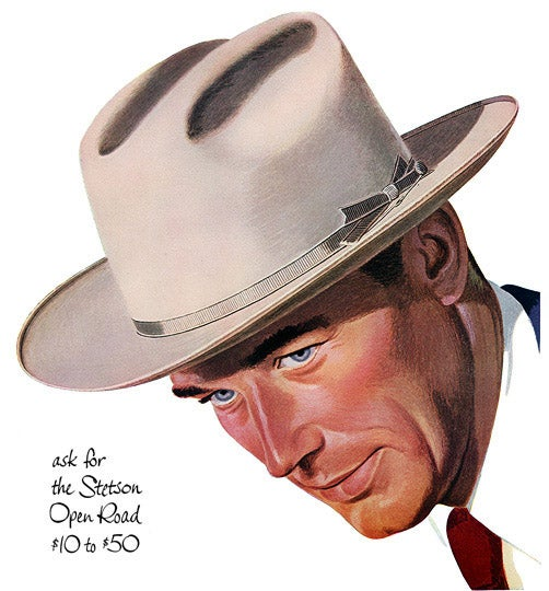 85106f02 Vintage Hatters