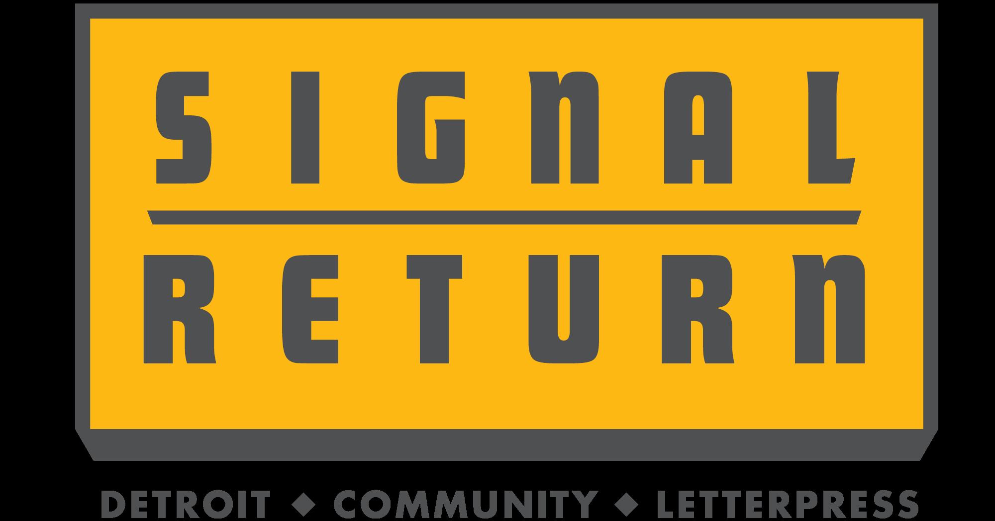Signal return reheart Images