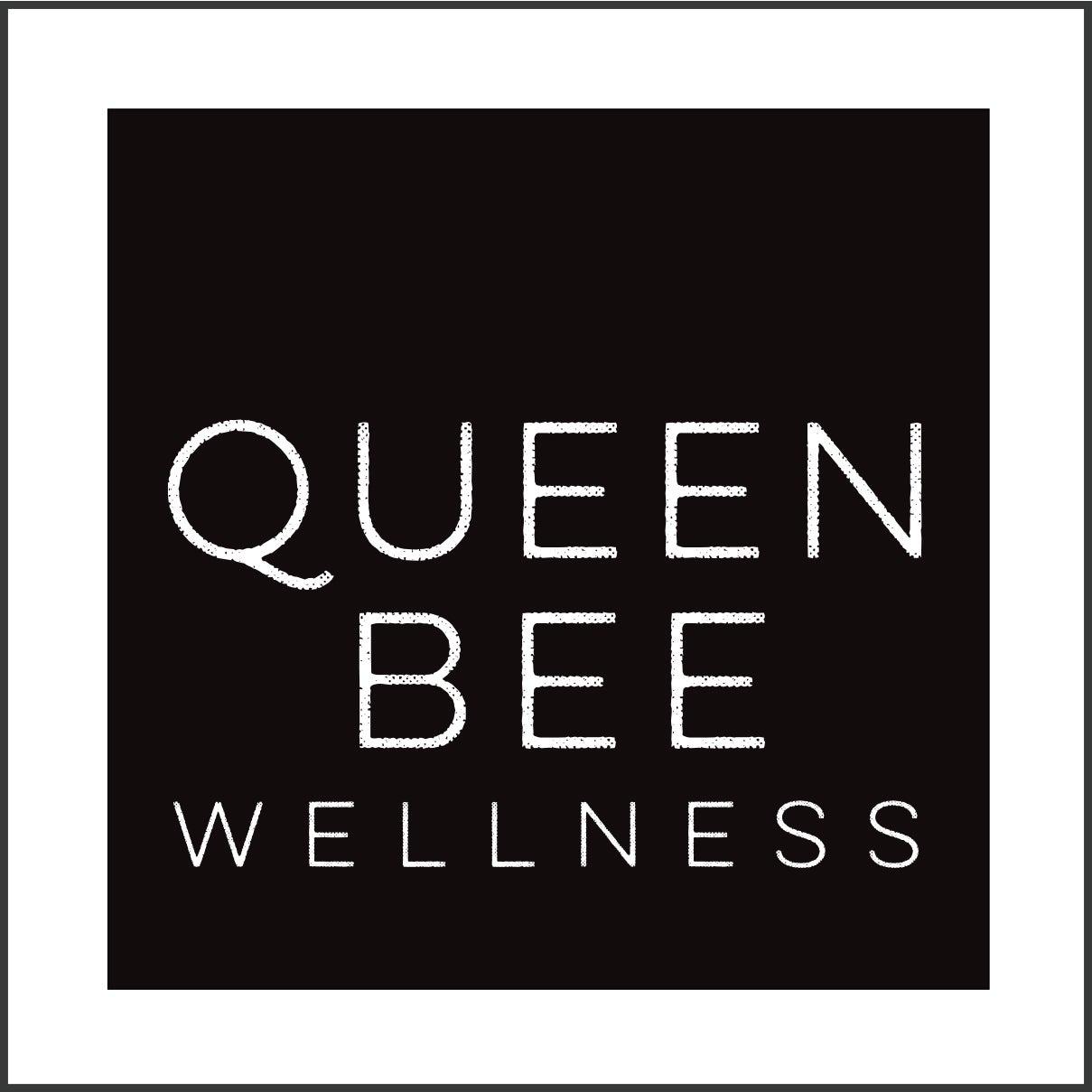 Queen Bee Wellness Bee